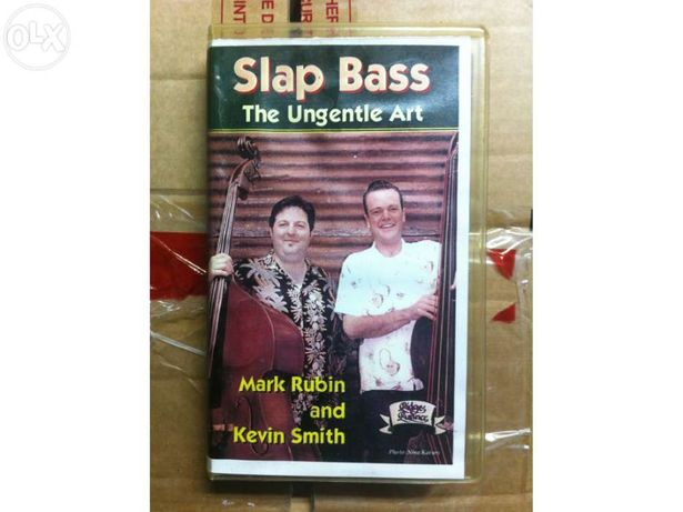 Slap Bass - Mark Rubin & Kevin Smith