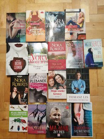 Książka/książki różnych autorów