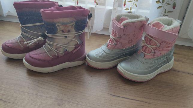 Sprzedam dziecięce buty zimowe