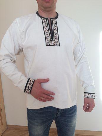 Вишиванка вишита сорочка чоловіча