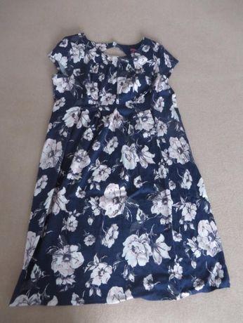 sukienka wizytowa ciążowa xl