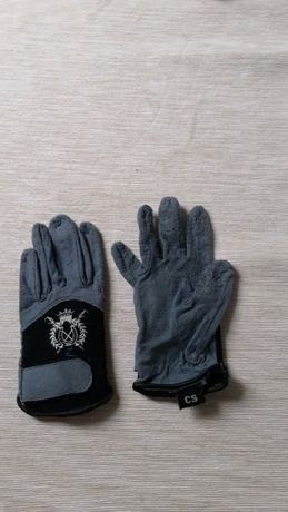 Rękawiczki jeździeckie