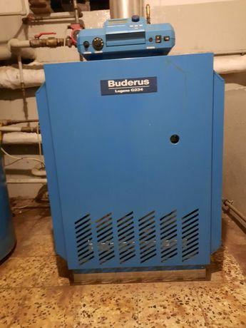PIEC CO Buderus 50 kW na gaz
