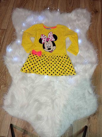 Sukienka myszka Minnie Mickey Mause
