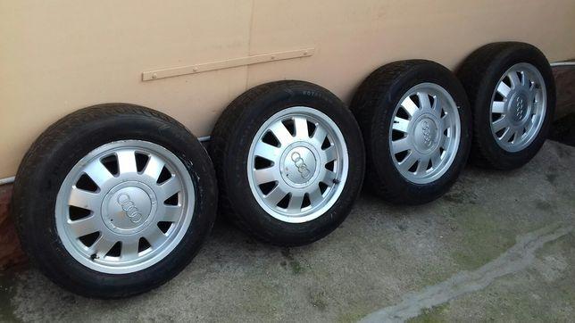 Продам комлект колес с летней резиной.