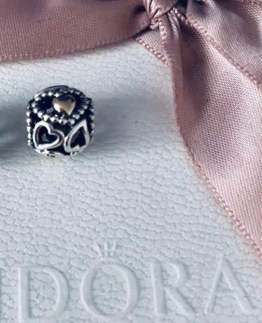 Pandora charms tt ORYGINAŁ