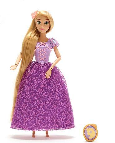 Lalka Roszpunka Zakręceni classic Disney