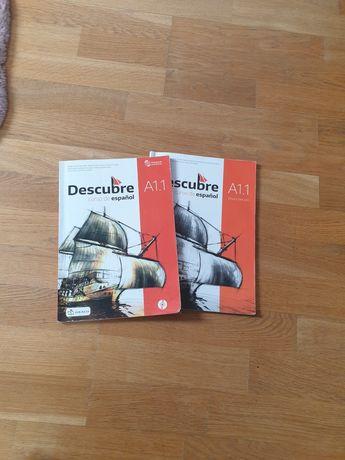 Descubre A1.1 Książka do Hiszpańskiego