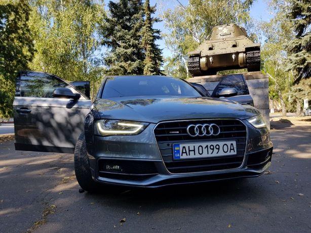 Audi A4 S-Line Premium Quattro