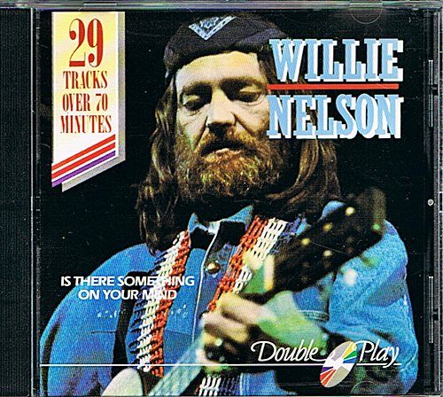 WILLIE NELSON Is There Something On Your Mind - album CD