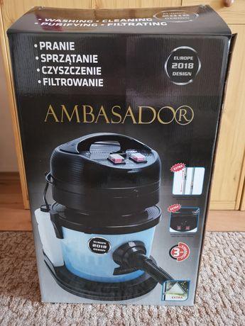 Odkurzacz piorący Ambasador Carpet Cleaner Nowy