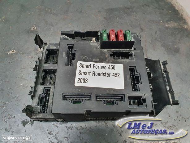 Caixa de fusíveis SAM Usado SMART/ROADSTER (452)/0.7 (452.434)   04.03 - 11.05/F...
