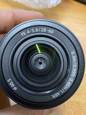 Sony 28-60 FE 4-5.6
