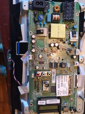 Model tv 32PHT4112/12 Digital 715G9040-C0B-002- 004T