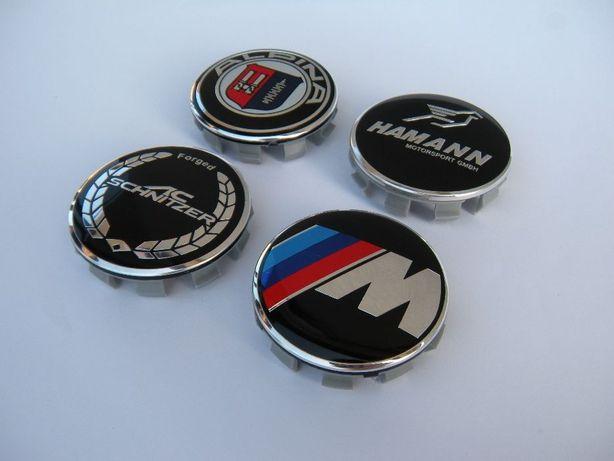 Заглушки на диски, BMW 68 мм / Alpina,Hamann,AC Schnitzer,M