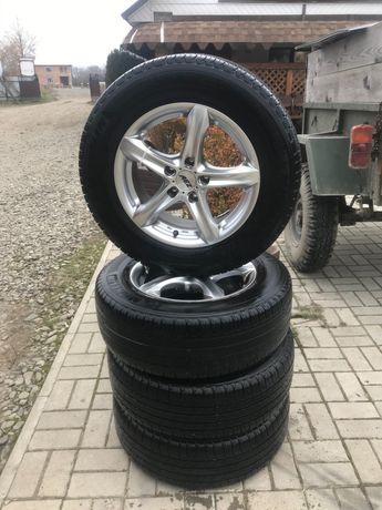Диски з шинами для рено дастер і інших авто