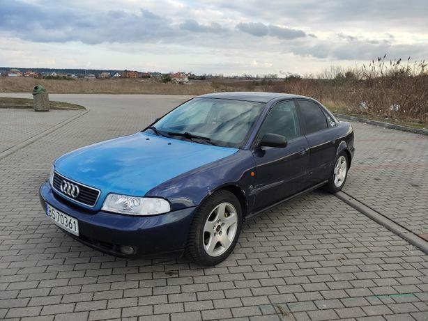 Audi A4 B5 1.8 125KM LPG Fis skóra