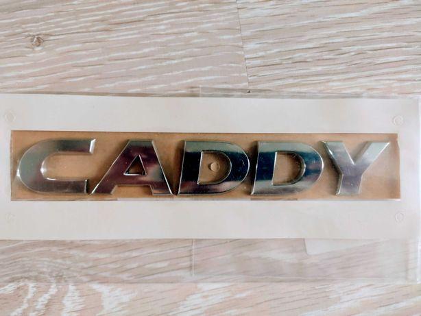 Znaczek Caddy do Volkswagena
