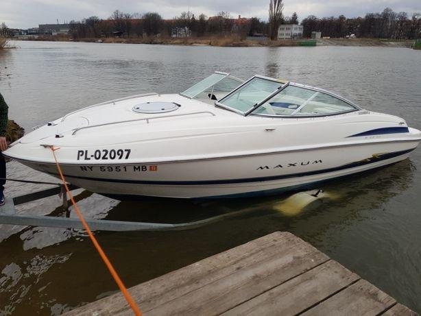 łódź motorowa kabinowa MAXUM 2100sc MERCRUISER v8 Sea Ray cobalt