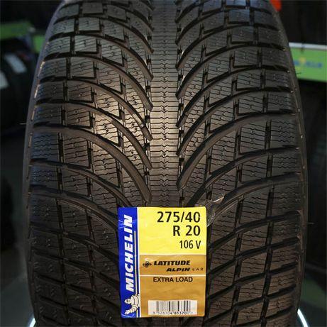 255 55 18, 255/55R18 Michelin Latitude Alpin LA2 зима новые шины