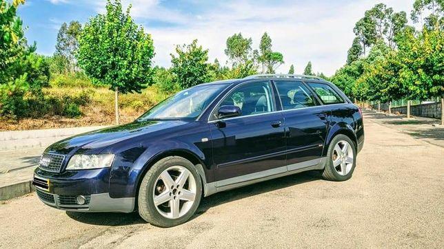 Audi A4 Avant (B6) 130CV
