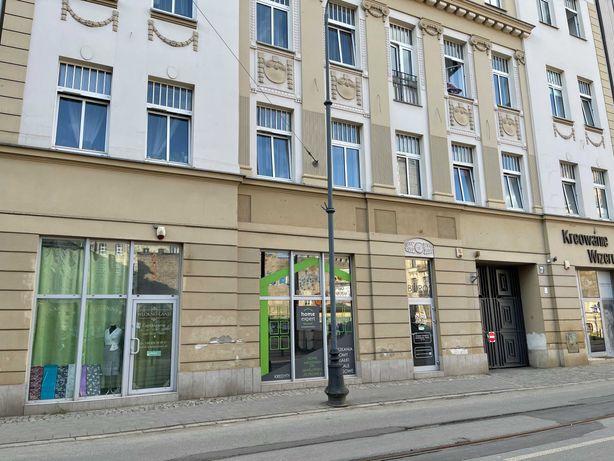 Lokal usługowo - handlowy w Centrum Łodzi Zielona/Wólczańska