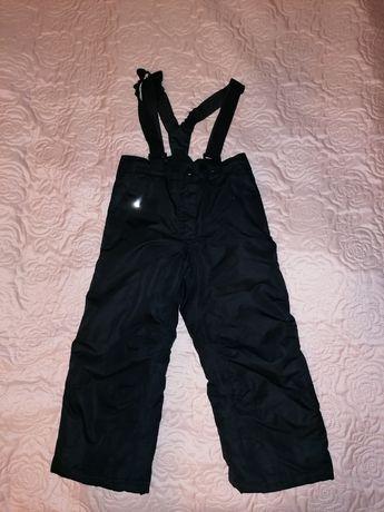 Spodnie narciarskie 110 / 116