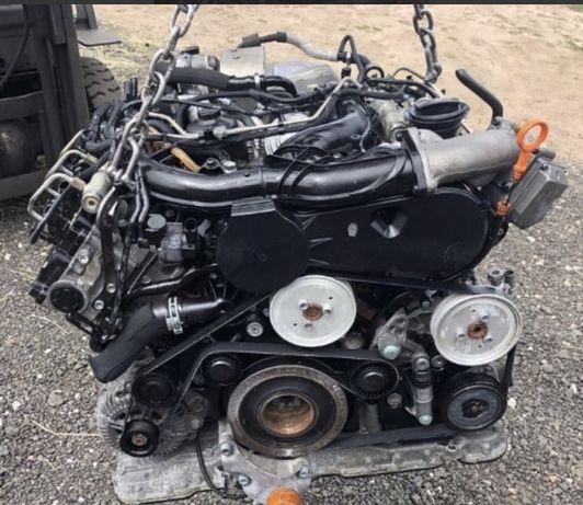 Мотор 3.0 TDI AUDI Volkswagen BMK A6 A8 Phaeton touareg