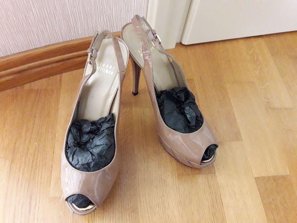 """АКЦИЯ!! НОВЫЕ женские туфли """"STUART WEITZMAN"""" 39р (Испания) оригинал"""