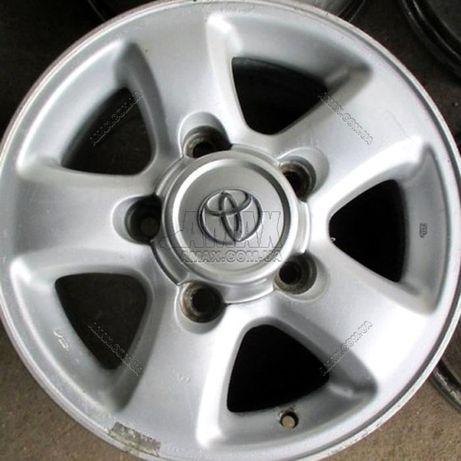 Заглушки в диски ( 1998-2003 ) Toyota Land Cruiser 100 (98 - 2006)