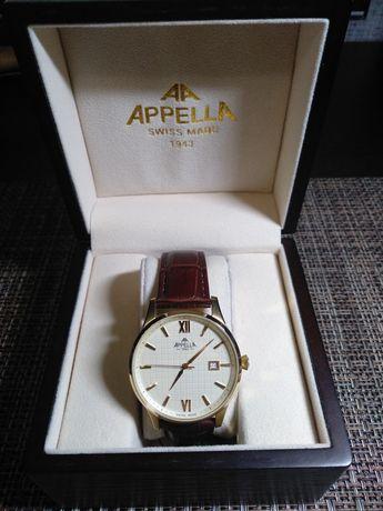 Часы мужские, швейцарские  APPELLA