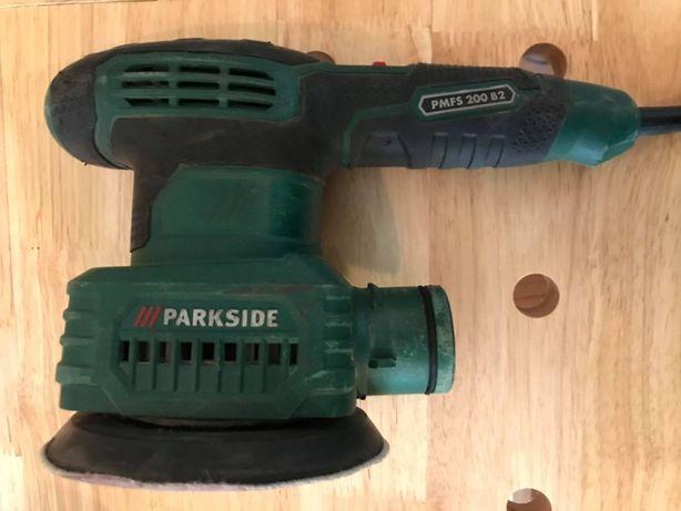 Многофункциональный шлифовальный станок 3-в-1 PARKSIDE PMFS 200 B2
