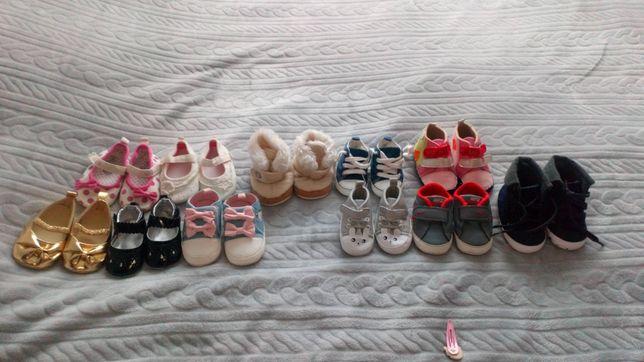 Niechodki 17,18,19, buty 19,20,21