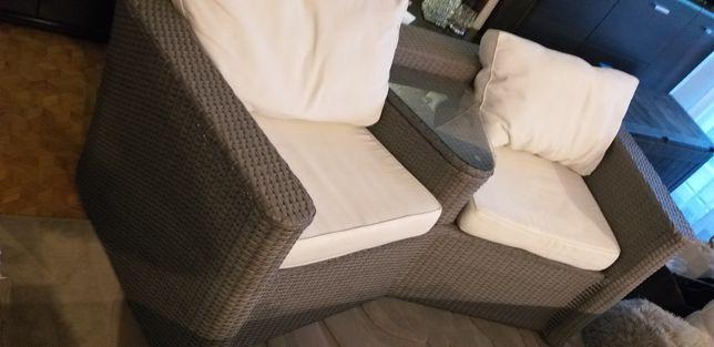 Sofa kanapa rattan technorattan
