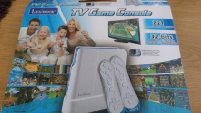 Jogo interactivo TV, com 2 comandos
