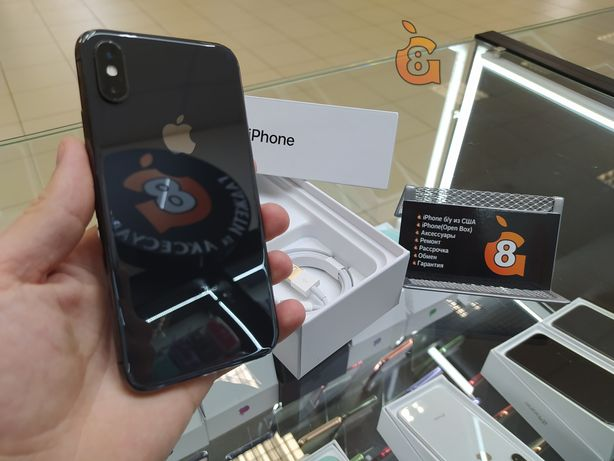 "Магазин ""G8"" iphone Xs Space Gray 256gb Neverlock Гарантия"