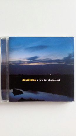 David Gray - A New Day At Midnight (2002) CD