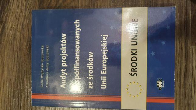 Audyt projektów współfinansowanych ze środków Unii Europejskiej