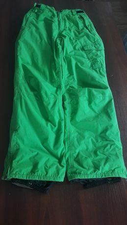 Spodnie ocieplane rozmiar M 170/ 176