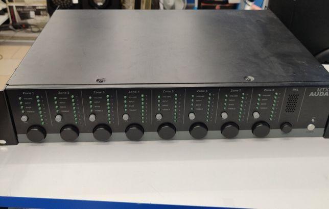 Audac MTX88 - 8-зонный матричный коммутатор