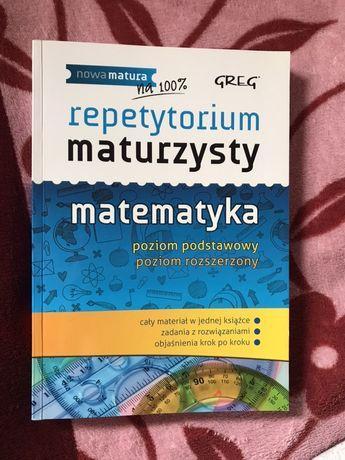 Repetytorium maturzysty greg matematyka