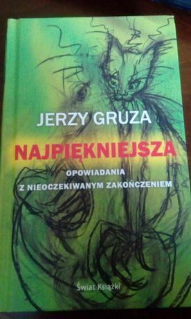 Jerzy Gruza, Najpiękniejsza. Opowiadania z nieoczekiwanym zakończeniem