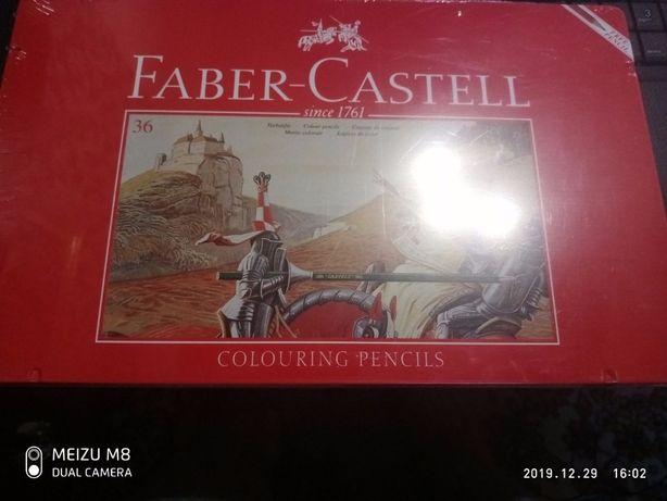 """Цветные карандаши """"Faber"""""""
