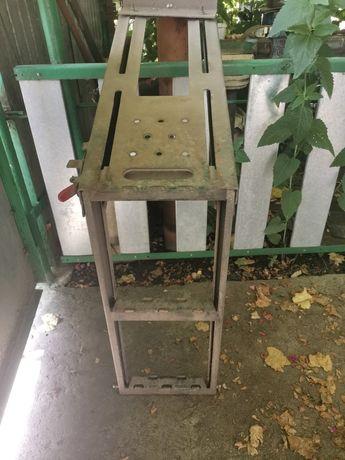 Лестница в прицеп