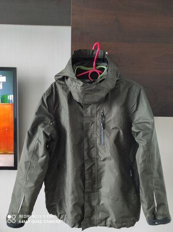 Куртка демисезонная 134-140 размер