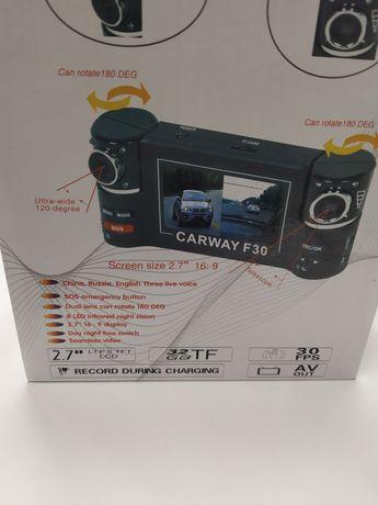 Okazja Nowy Wideorejestrator Dwie kamery