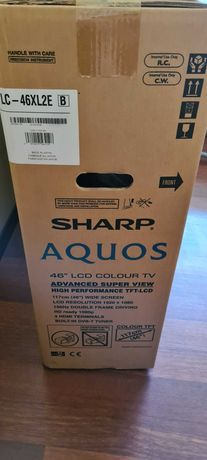 TV SHARP aquos nowy