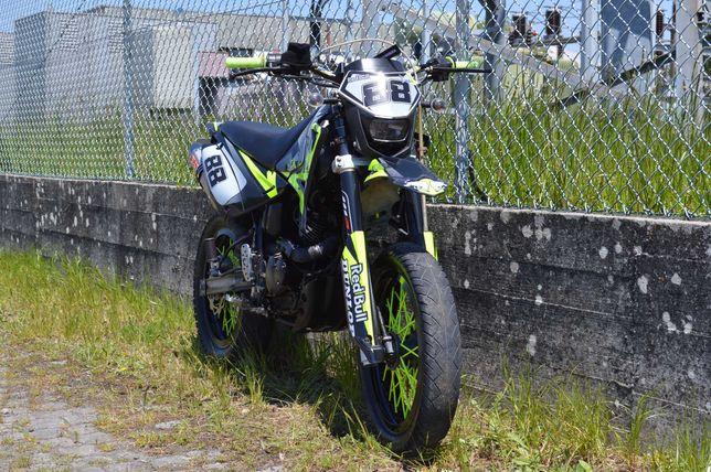 I-MOTO 125 Supermotard