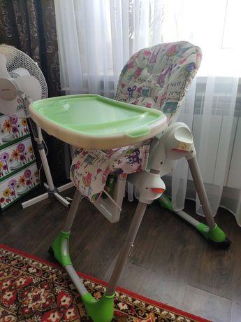 стульчик, столик для кормления