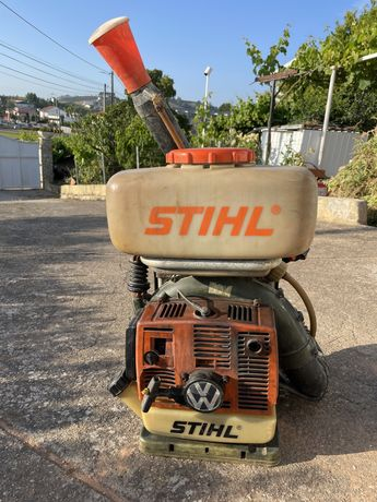 Stihl motor de sulfatar